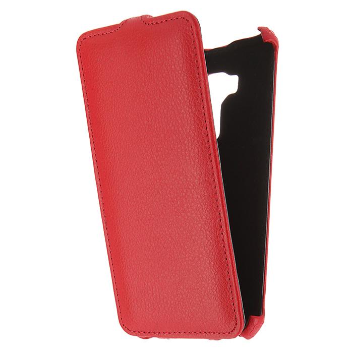 Чехол Gecko Flip-case для Asus ZenFone Go ZB500KL красный