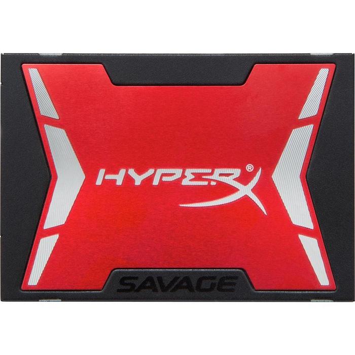 Накопитель 2.5″ SSD SATA3 240Гб Kingston HyperX Savage ( SHSS37A/240G )