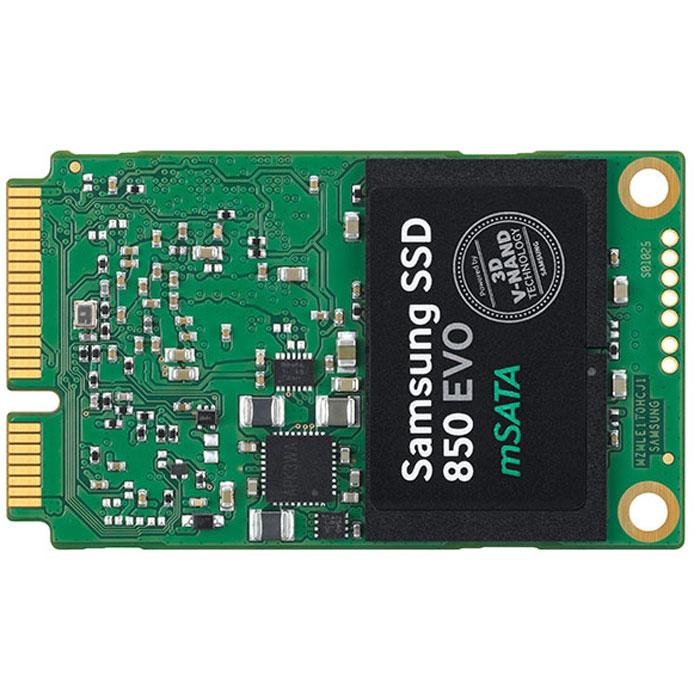 Накопитель SSD mSATA 1000Гб Samsung 850 Evo ( MZ-M5E1T0BW )
