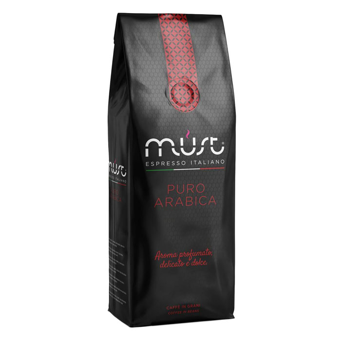 Кофе в зёрнах Must PURE ARABICA  1 кг