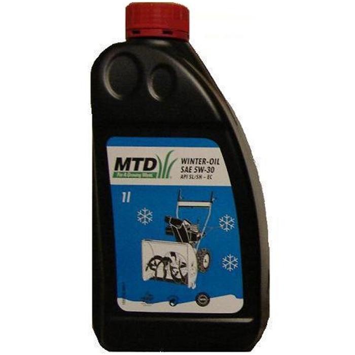 Масло 4-х тактное MTD 6012-X1-0040 SAE 5W-30 1л