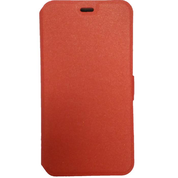 Чехол PRIME book case для Xiaomi Redmi 4X, красный