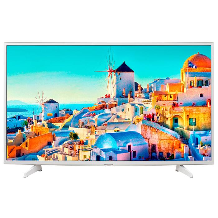 Телевизор ЖК 43″ LG 43UH619V белый