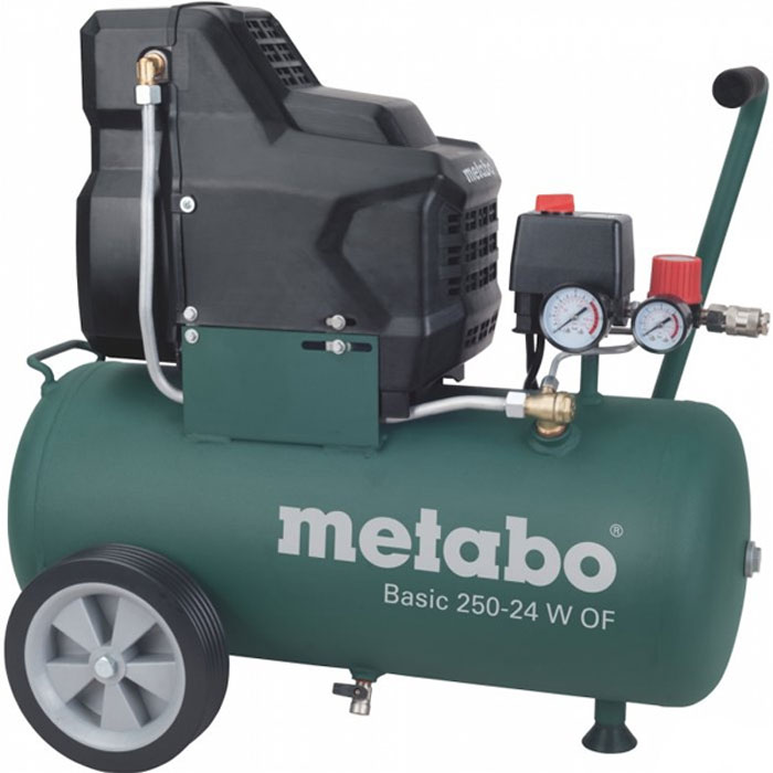 Компрессор Metabo Basic 250-24 W OF 601532000