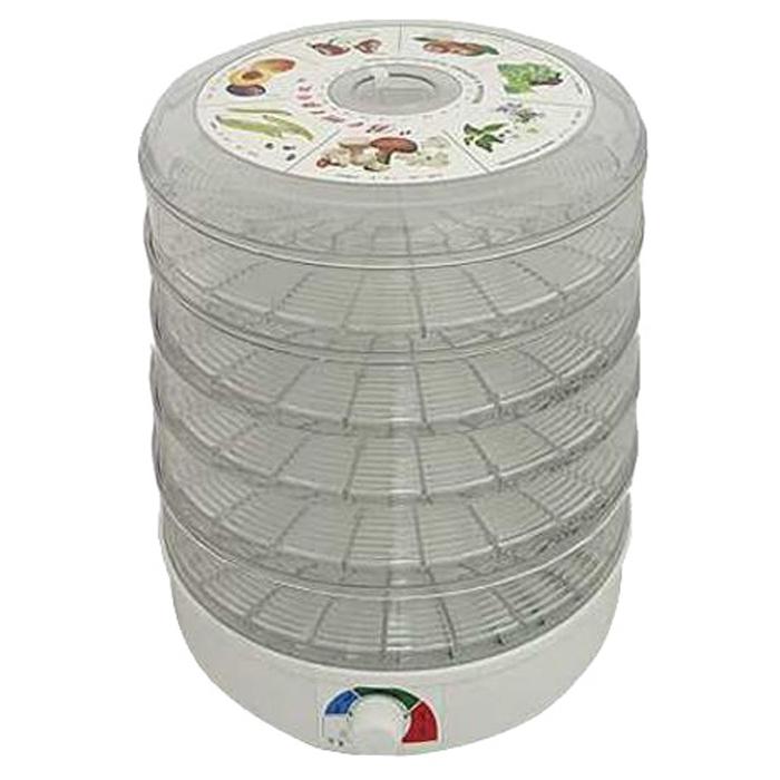 Сушилка для овощей, грибов и фруктов Спектр-Прибор ЭСОФ-0.5/220 Ветерок повышенной производительности прозрачный