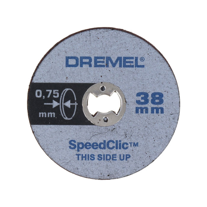 Набор отрезных кругов по металлу Dremel SC409 2615S409JB