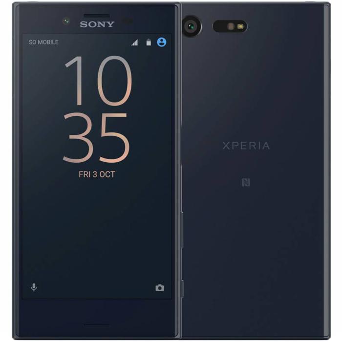 Смартфон Sony F5321 Xperia X compact черный