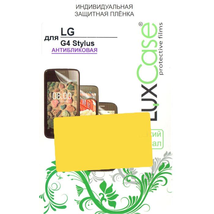 Защитная плёнка для LG G4 Stylus H540F Luxcase Антибликовая