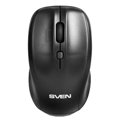 Мышь SVEN RX-305 Black беспроводная