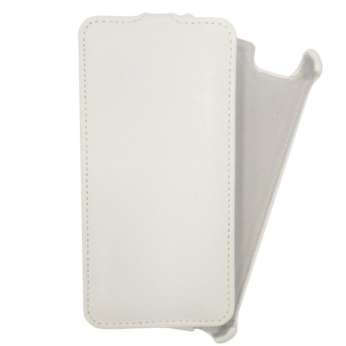 Чехол Gecko Flip-case для Lenovo Vibe C A2020 (A2020A40) белый