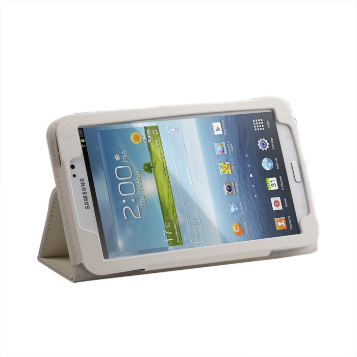 Чехол IT BAGGAGE для Samsung Galaxy Tab A 7 SM-T280SM-T285, белый