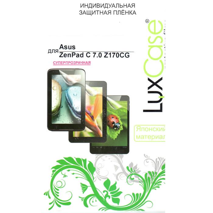 Защитная плёнка Luxcase для Asus ZenPad C 7.0 Z170CG, Суперпрозрачная