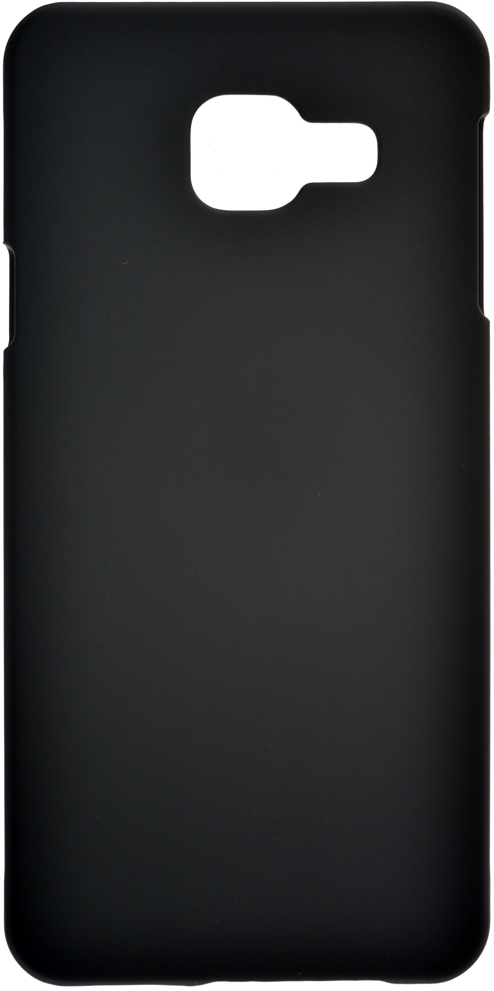 Чехол skinBOX 4People для Samsung Galaxy A3 (2016) SM-A310F, черный