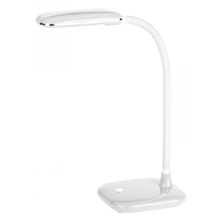 Настольный LED светильник  ЭРА NLED-450-5W-W белый
