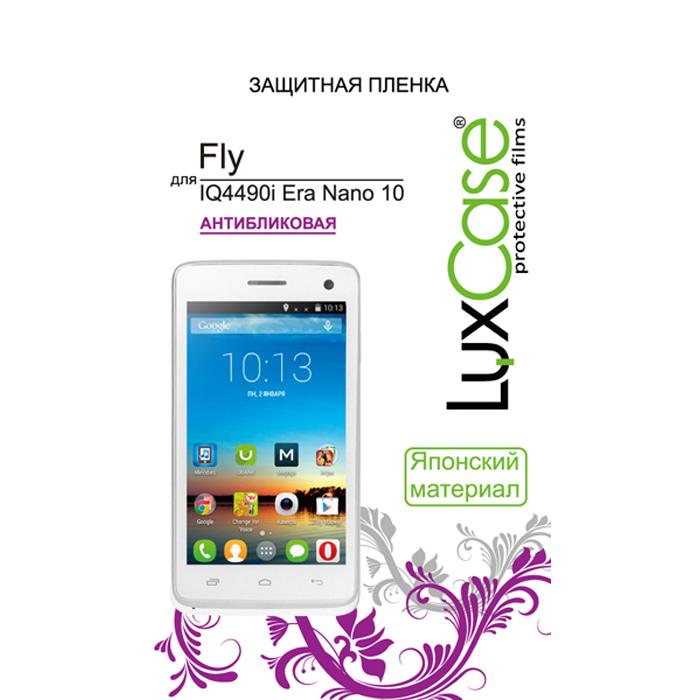 Защитная плёнка для Fly IQ4490i Era Nano 10 LuxCase антибликовая