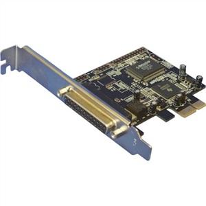 Контроллер PCI-E Orient XWT-PE2S1P ( XWT-PE2S1P ) 1LPT, MCS9901CV, ret