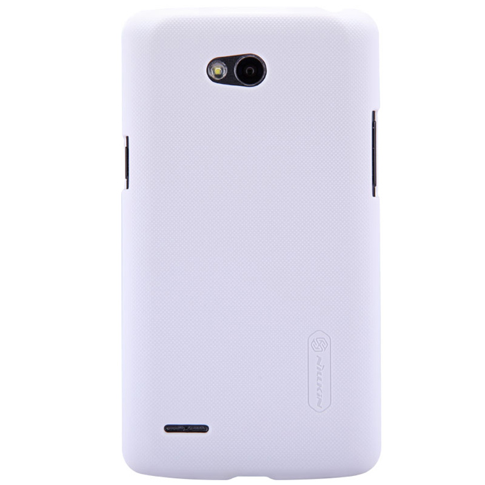 Чехол Nillkin Super Frosted для LG LG D380 L80 белый