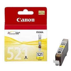 Картридж Canon CLI-521Y Yellow