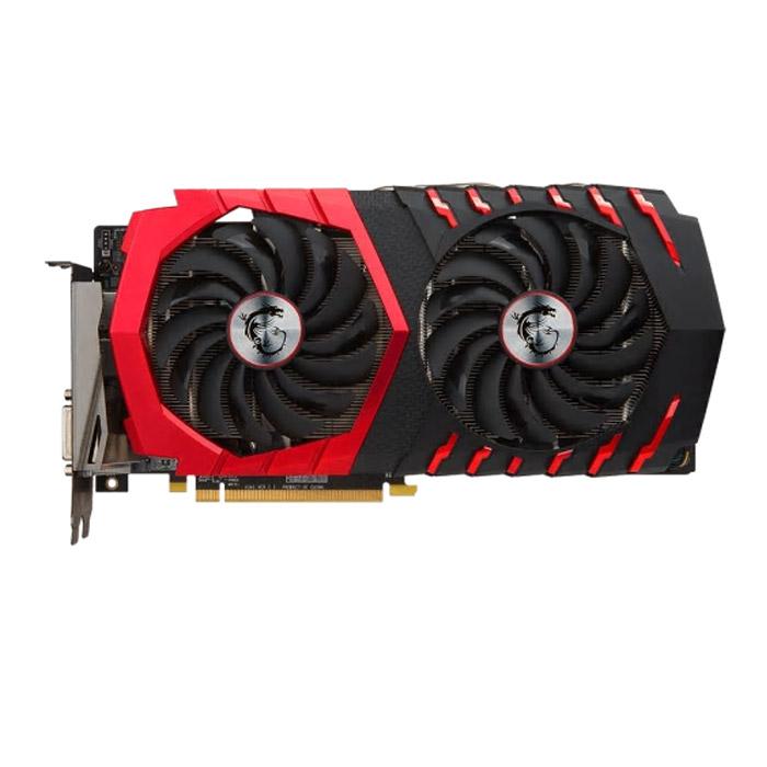 Видеокарта PCI-E MSI ATI Radeon RX 570 4096Mb DDR5 ( RX 570 Gaming X 4G ) Ret