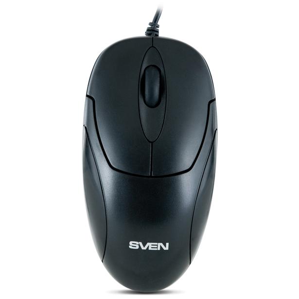 Мышь SVEN RX-111 USB оптическая, проводная