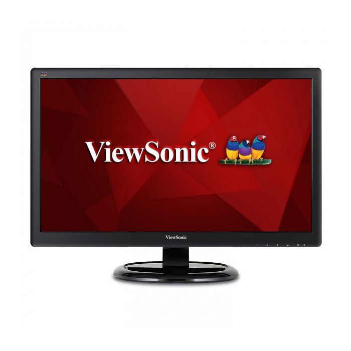 Монитор ЖК ViewSonic VA2465SMH 23.6″ black VGA HDMI