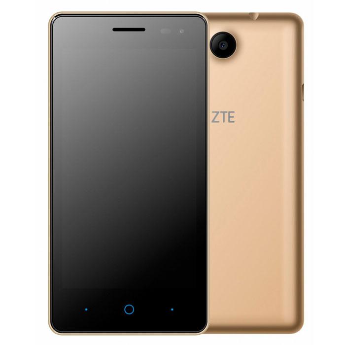 Смартфон ZTE Blade GF3 Gold