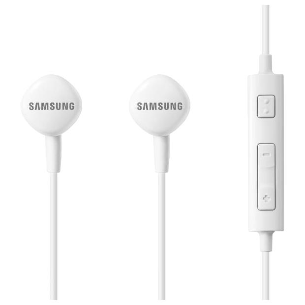 Гарнитура для мобильного телефона Samsung HS1303, белая