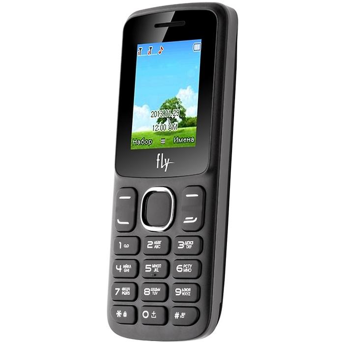 Сотовый телефон Fly FF179 черный