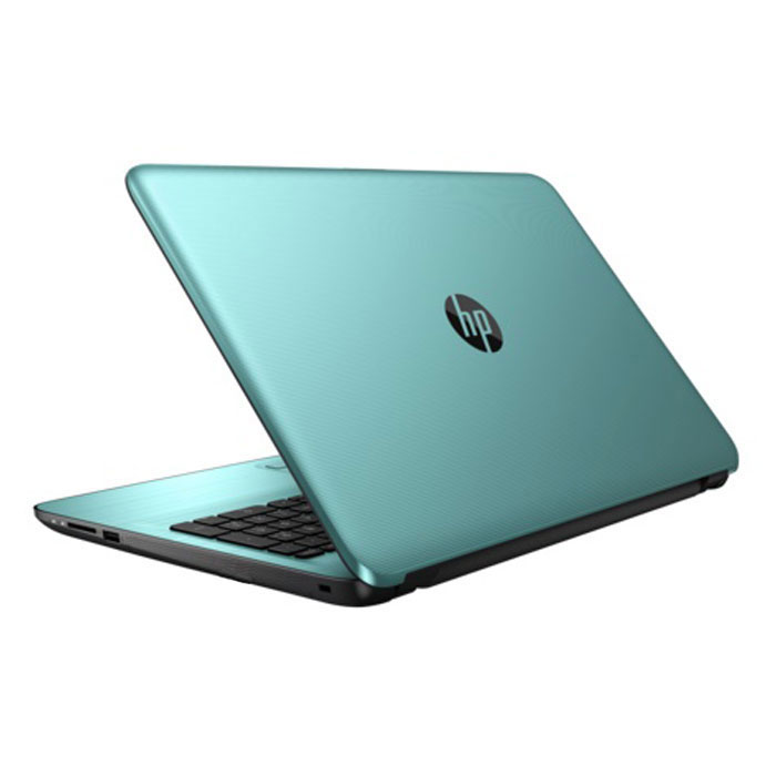 Ноутбук 15,6″ HP 15-ay551ur Intel N3710/4Gb/500Gb/AMD R5 M430 2Gb/15.6″/Win10 бирюзовый ( Z9B23EA )