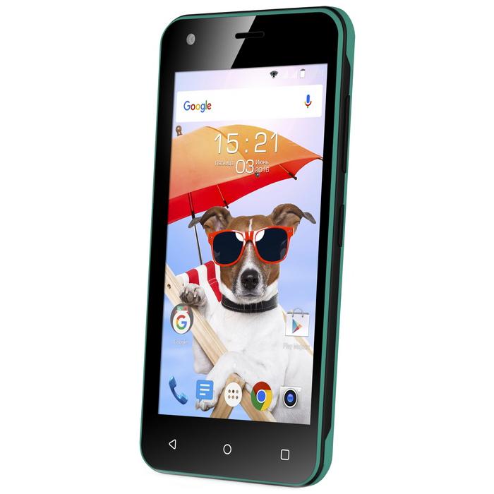 Смартфон Fly FS454 Nimbus 8 Green