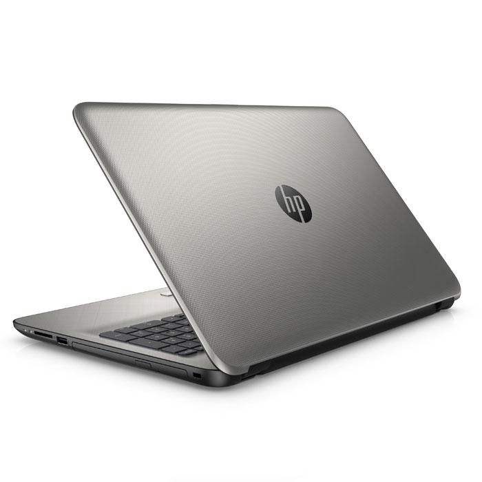 Ноутбук 15,6″ HP 15-ac129ur Core i5 6200U/4Gb/500Gb/AMD R5 M330 2Gb/15.6″/DVD/Win10 серебристый ( P0G30EA )