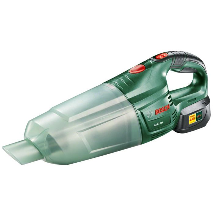 Хозяйственный пылесос Bosch PAS 18 LI 06033B9002