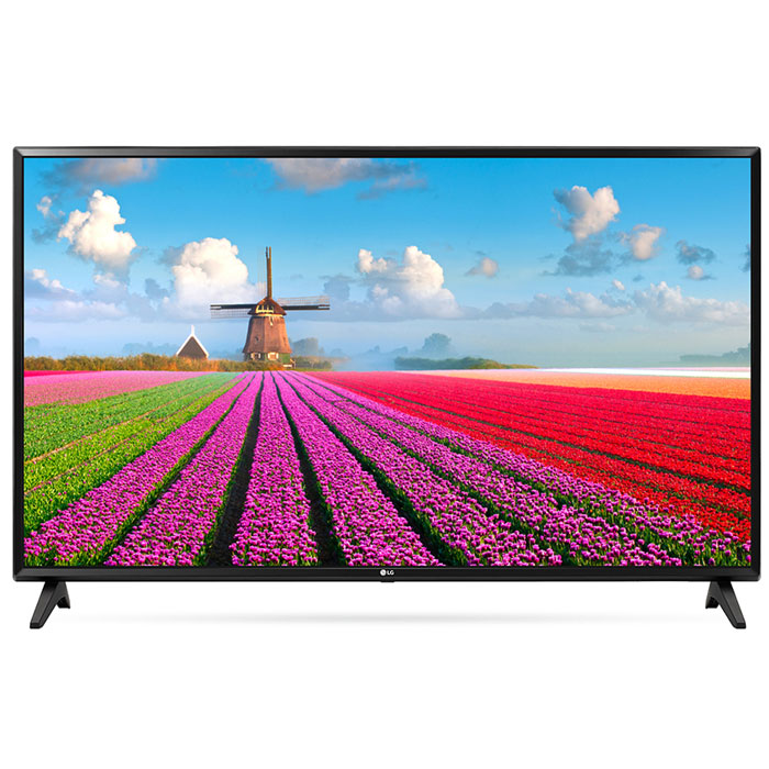 Телевизор ЖК 43″ LG 43LJ594V черный