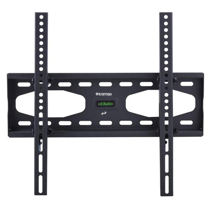 Кронштейн для ТВ Kromax STAR-44 Vesa до 600×400 22-65′ max 50кг черный