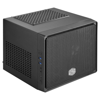Корпус Mini-ITX Cooler Master Elite 110 без БП Black ( RC-110-KKN2 )
