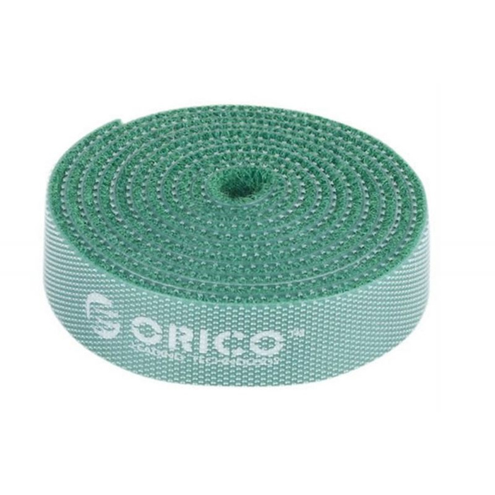 Стяжка 1.5cм x 1м Orico Зеленый