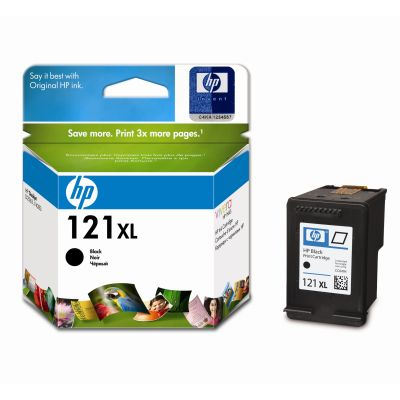 Картридж HP CC641HE №121XL Black
