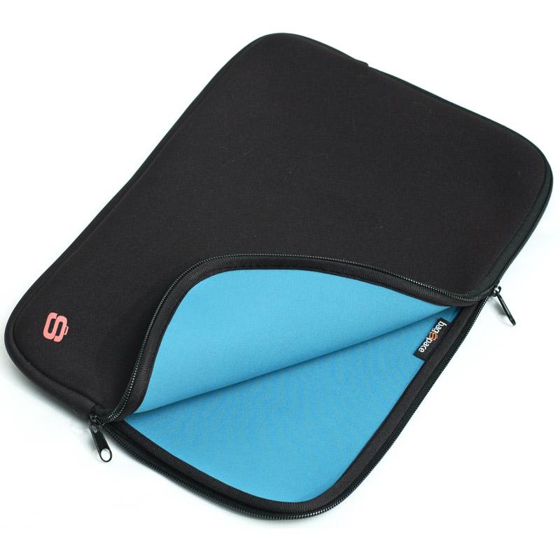 Папка 10″ Bagspace PS-810-10BU черно-синяя
