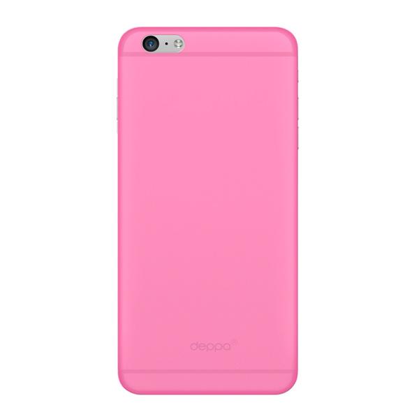 Чехол Deppa Sky Case 0.4 с пленкой для iPhone 6 / iPhone 6s, розовый