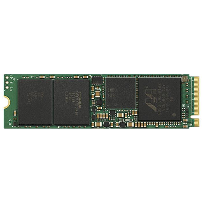 Накопитель SSD M.2 2280 PCI-E NVMe 512Гб Plextor, ( PX-512M8PeGN )