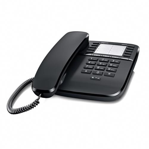 Телефон Siemens Gigaset DA 510 black