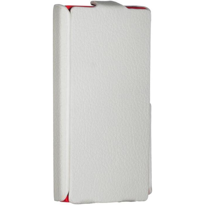 Чехол iBox Premium для Nokia X/X+, белый