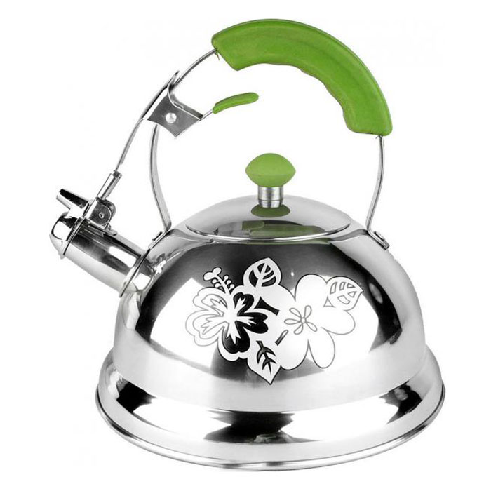 Чайник MAYER&BOCH 22791 silver/green
