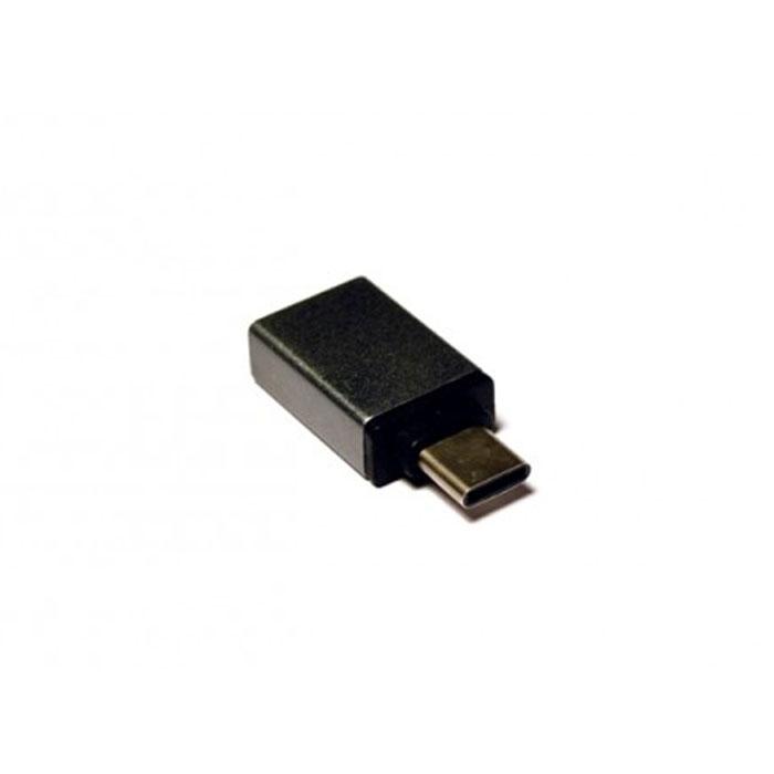 Адаптер OTG USB3.0 C(m)-А(f) KS-is (KS-296Black)