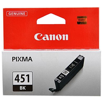 Картридж Canon CLI-451BK Black