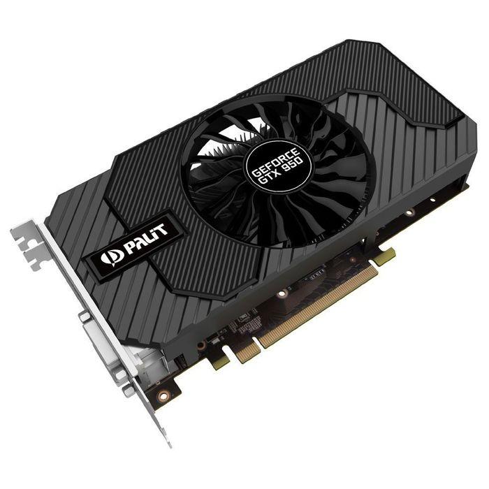 Видеокарта PCI-E Palit GeForce GTX 950 2048Mb, DDR5 Ret ( PA-GTX950 StormX 2G )