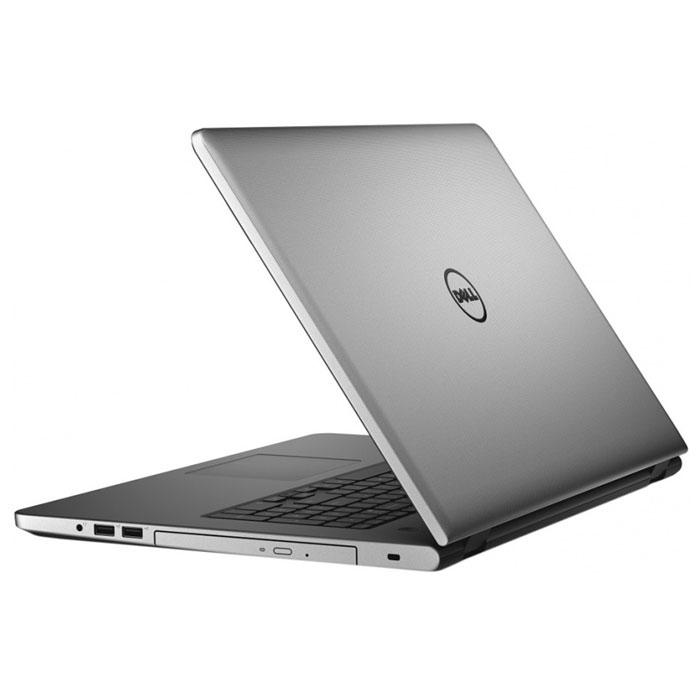 Ноутбук 17.3″ Dell Inspiron 5758 Core i7 5500U/8Gb/1Tb/NV 920M 2Gb/17.3″ FullHD/DVD/Win10 серебристый ( 5758-8156 )
