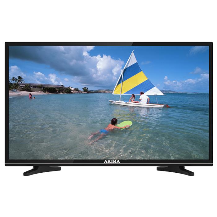Телевизор ЖК 39′ Akira 39LED01T2M черный