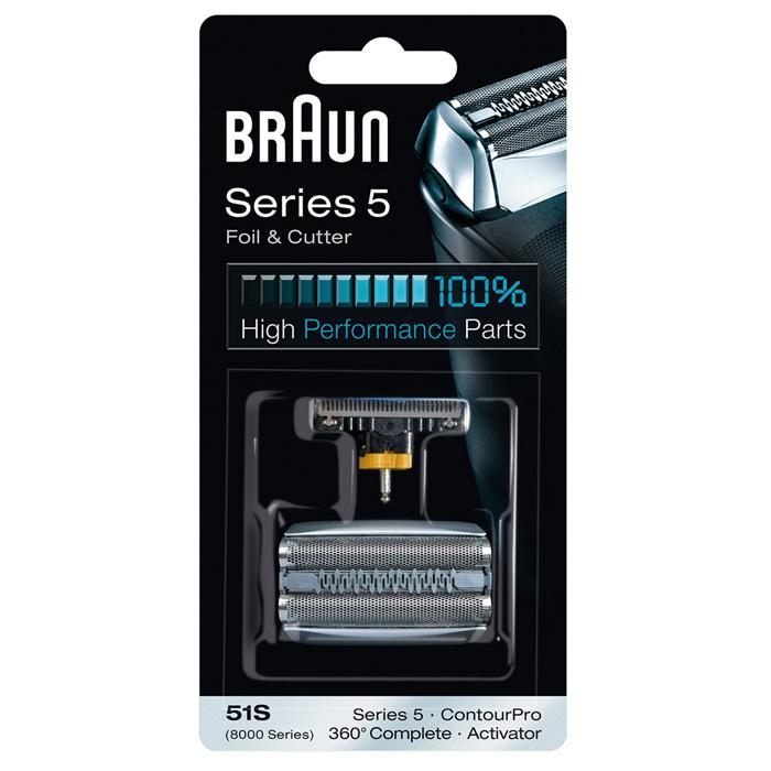 Сетка + режущий блок Braun Series5 (51S)