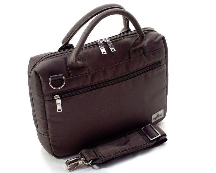 Сумка 12″ Bagspace MF-622-12BW коричневая